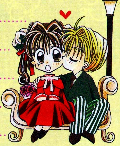 Kamikaze kaitou jeanne kiss